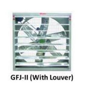 Axial Fan GFJ-II With Louver