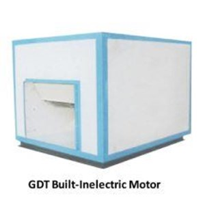 Centrifugal Fan GDT-Built-Inelectric Motor