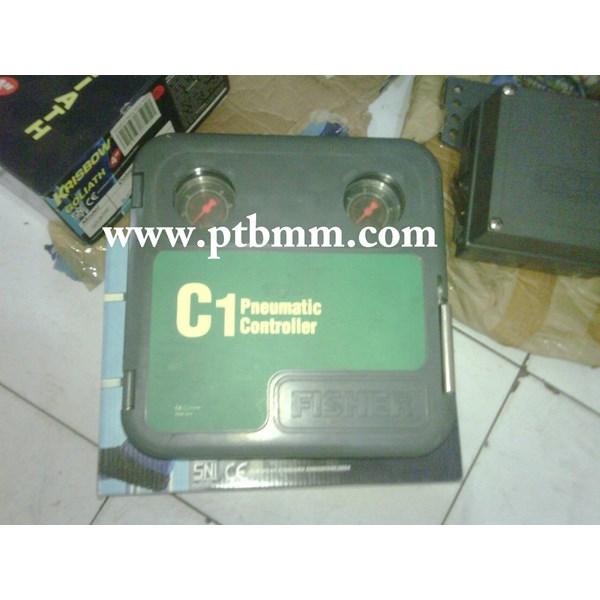 PNEUMATIC CONTROLLER FISHER TYPE C1