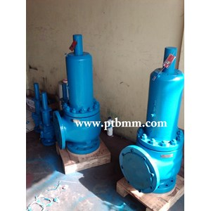 Jual SAFETY VALVE CROS...