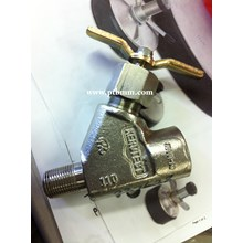 NEEDLE VALVE 10.000 PSI KEROTEST