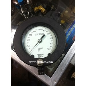 TEST GAUGE TYPE 1082 ASHCROFT