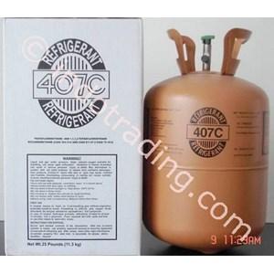 Freon Refrigerant R407c