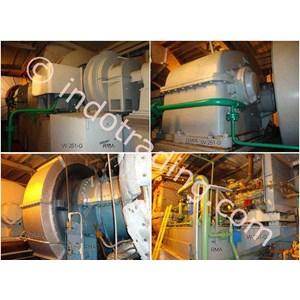 Spare Parts Untuk Westinghouse Corporation Large Frame Gas Turbines