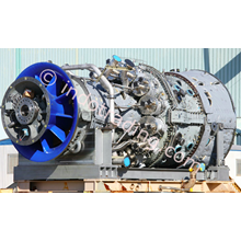 Spare Parts Untuk General Electric Co. Large Frame Gas Turbines