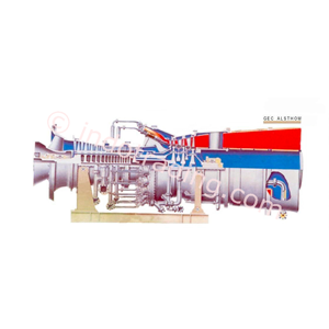 Gas Turbine Merk General Electric Co.