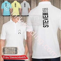 Beli Kaos Polo Raglan Apple Ipad Iphone Ipod Mac Steve Jobs 4