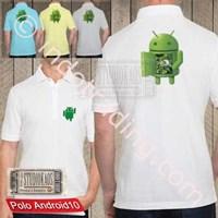Distributor Kaos Polo Raglan Android 3