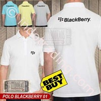 Kaos Polo Raglan Blackberry Murah 5