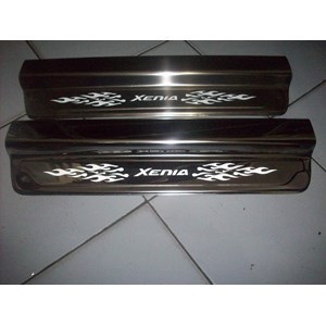 Sill Plate Stainless Avanza