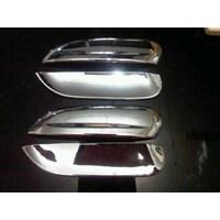Chrome Door Handle & Bowl Handle Spin 1