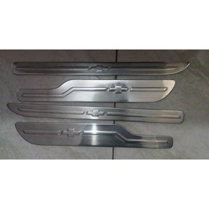 Sill Plate SS Samping Chev Spin