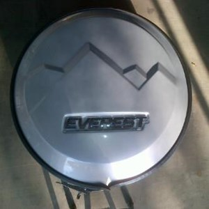 Cover Ban Ford Everest