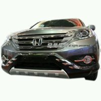 Front Guard Honda All New CRV 1