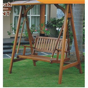 From Craft Wood Teak Swing Mkj 6