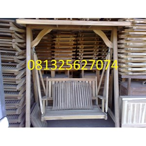 From Craft Wood Teak Swing Mkj 8