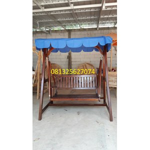 From Craft Wood Teak Swing Mkj 1