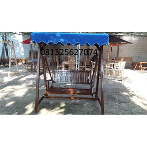 From Craft Wood Teak Swing Mkj 2