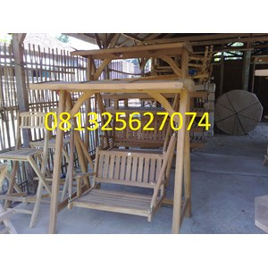 From Craft Wood Teak Swing Mkj 9