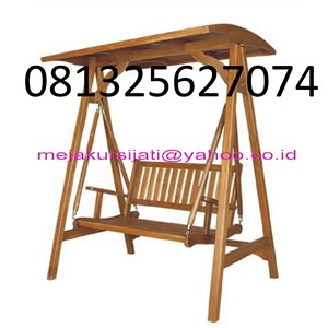 From Craft Wood Teak Swing Mkj 7