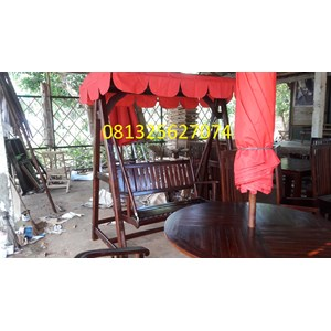 From Craft Wood Teak Swing Mkj 3