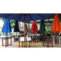 Jual taman payung kafe