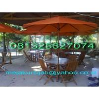 Jual payung taman dan kafe