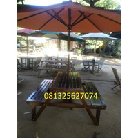 Distributor payung taman dan kafe 3