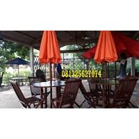 payung taman dan kafe Murah 5