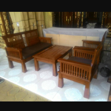 Guest Chairs Set
