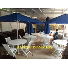 tenda payung tenda kafe taman murah