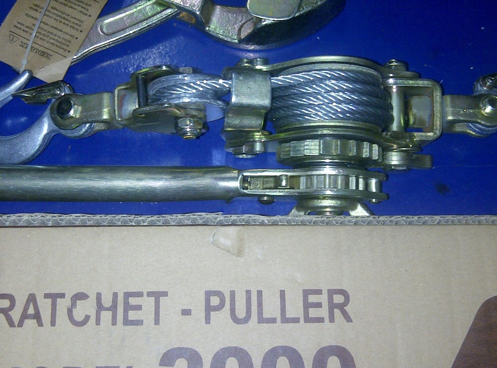 Jual Takel Ratchet Puller Ngk Model 2000 Tarikan A3c