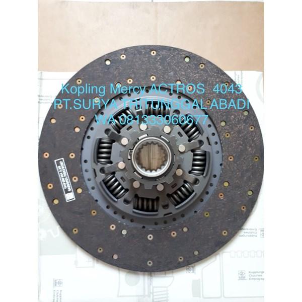 Mercy Clutch disk