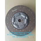 Clutch Disc Actros 3