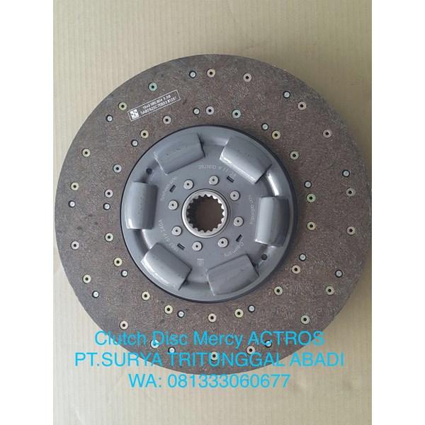 Clutch Disc Actros
