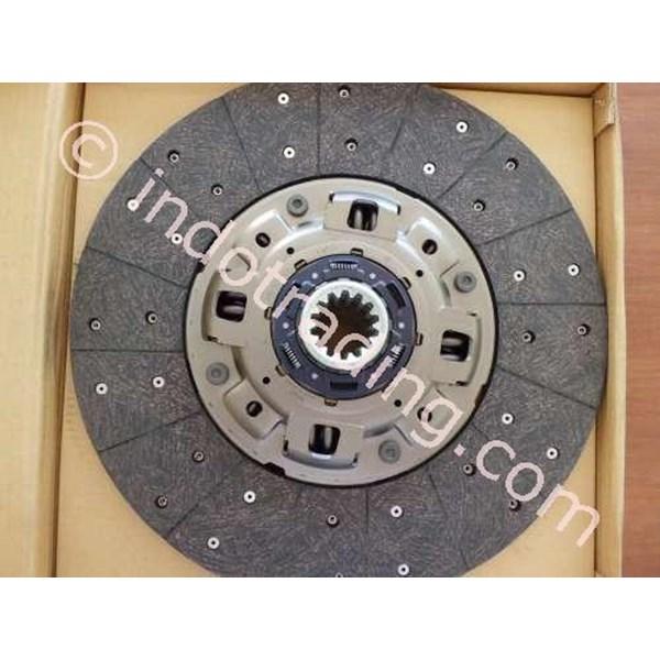 clutch disc Mitsubishi Super Great 17 Inch