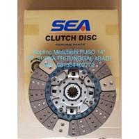 From Semi Ceramic Clutch Disc 1