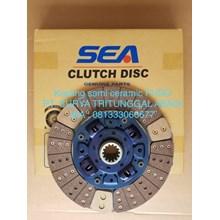 Semi Ceramic Clutch Disc