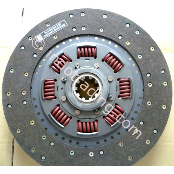 Double Kerax 440 Clutch Disc Volvo Fh-16