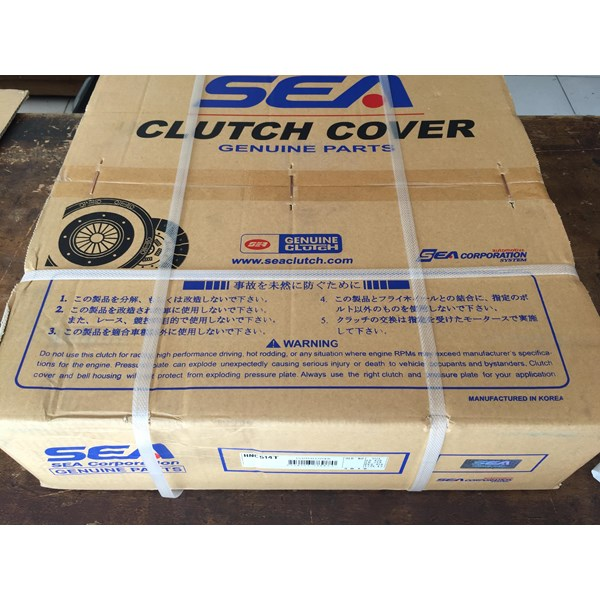 Cover Cluth Assy Truk