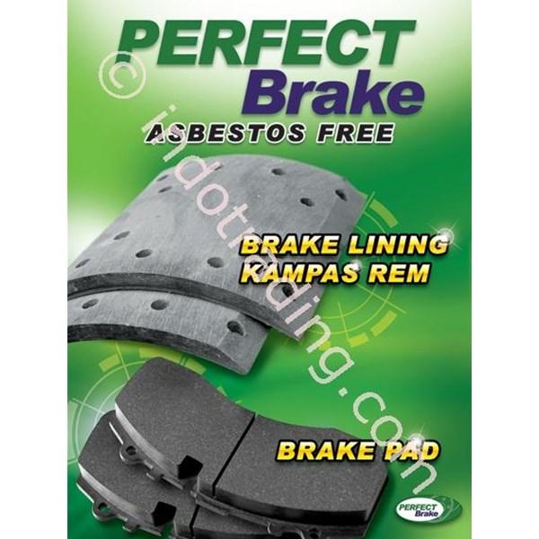 Kampas Rem Perfect Brake