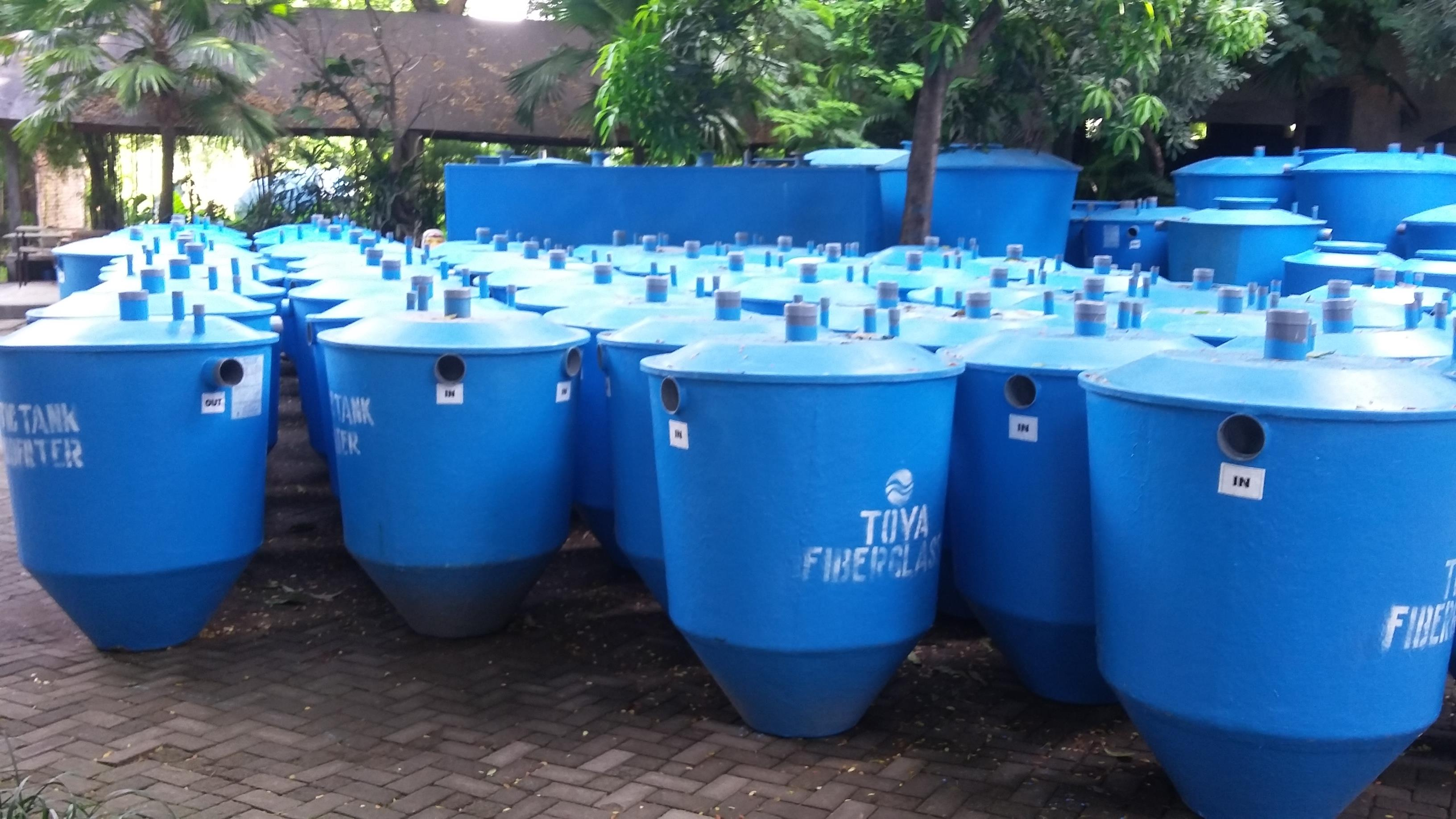 Sell Biofilter Septic Tank From Indonesia By Cv Toya