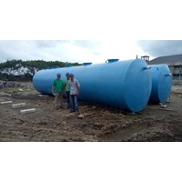 Instalasi Pengolahan Air Limbah Ipal Stp 1