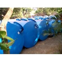 Septic Tank Biofilter Horisontal Kapsul