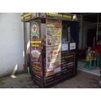 paket booth bintang capucino komplit 1