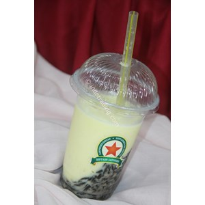 Minuman Cappucino Cincau Durian Taste