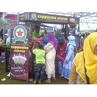 Distributor Bazar Cappucino Cincau 3