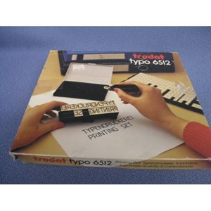 Stempel Trodat 6512 Typo