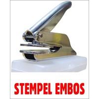 Jual Stempel Emboss Pocked 2