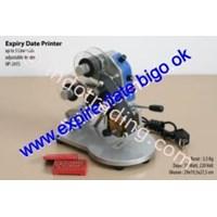 Mesin Cetak Expire Date & Bar Code